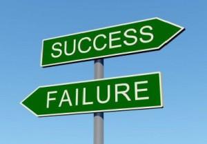 succes of falen